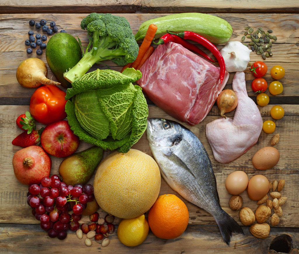 The High-Fat, Real-Food Diet